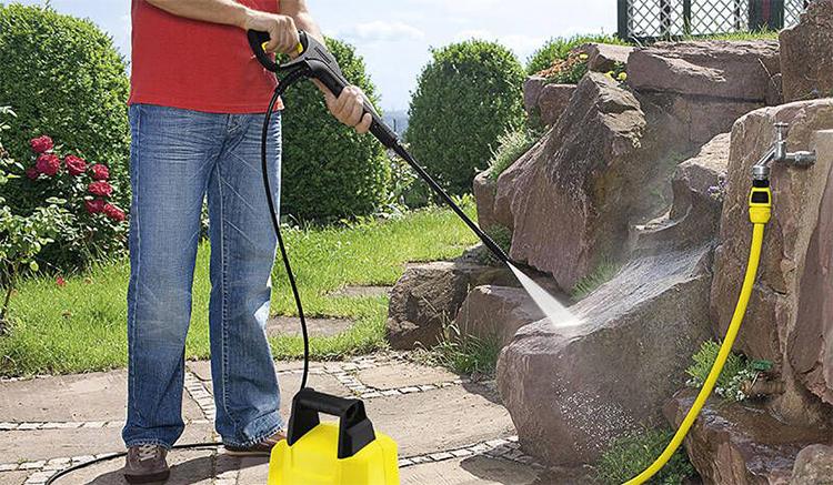 高压洗车机的工作原理及选购方法