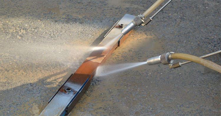 高压清洗机使用前和使用后的注意事项