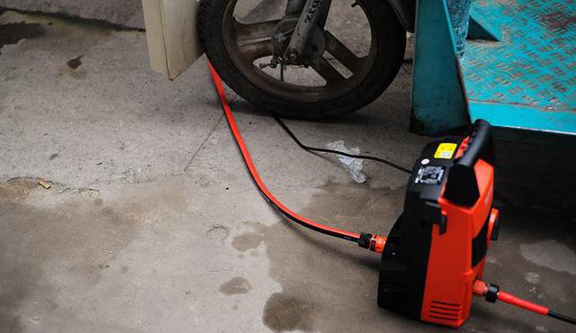 亿力洗车机性能评测