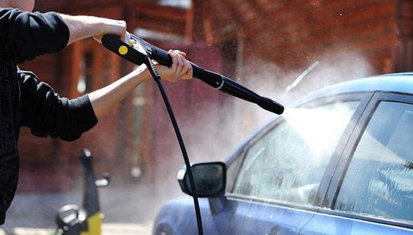 高压洗车机分哪几种供水方式