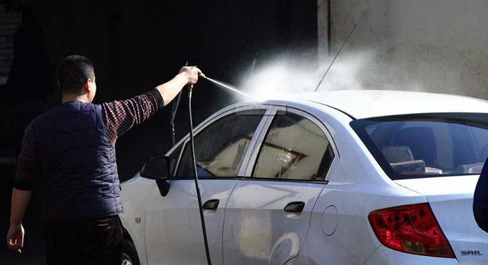 亿力洗车机常见故障排除