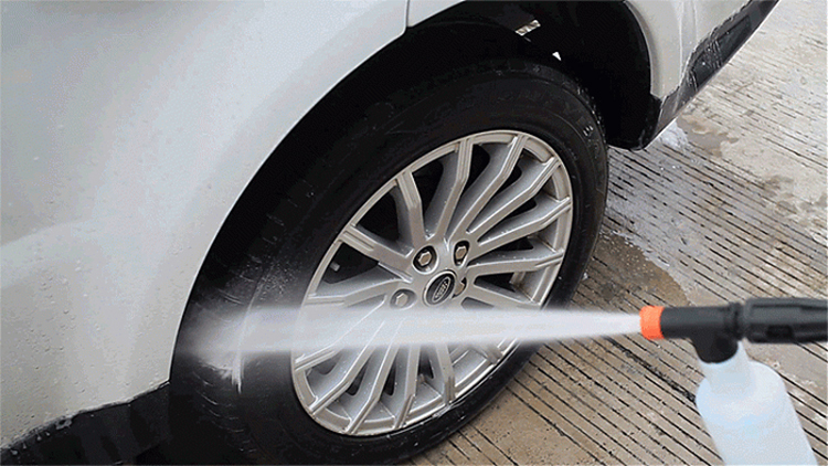 高压水枪除了洗车还能干什么