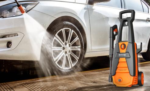 高压洗车机选购的时候都要注意哪些配件