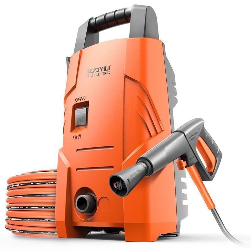 如何使用高压清洗机清洁汽车轮毂?