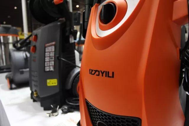 亿力洗车机最新产品