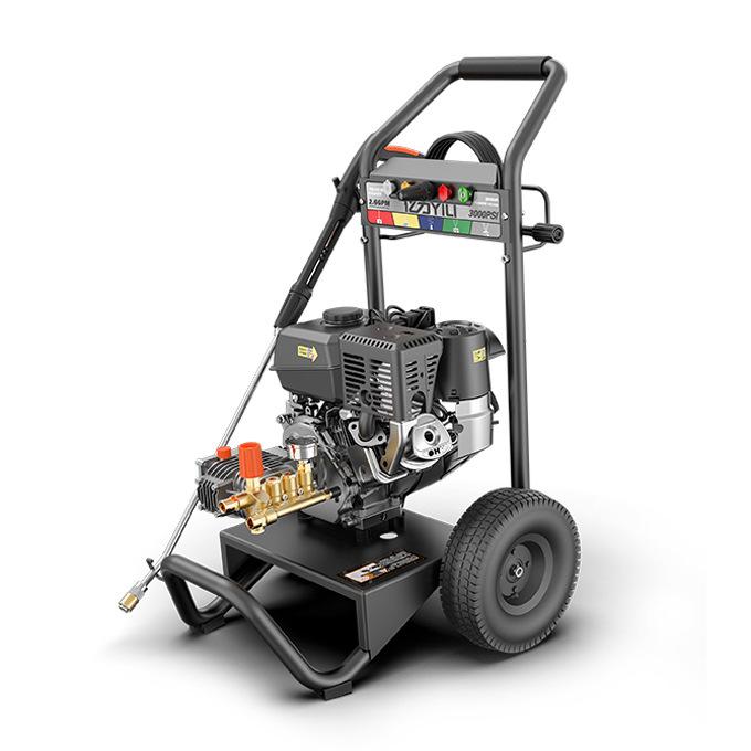 亿力汽油动力高压清洗机YLQ8020G